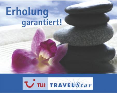 Single Reisen Übersicht vom TUI TRAVELStar Reisecenter Cityblick